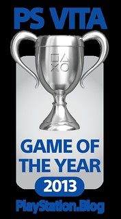 PS.Blog Game of the Year 2013 - PS Vita Silver