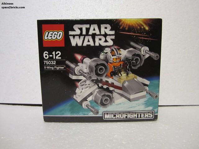 Lego Star Wars 75032 p1