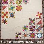 Sisters' Ten BOM