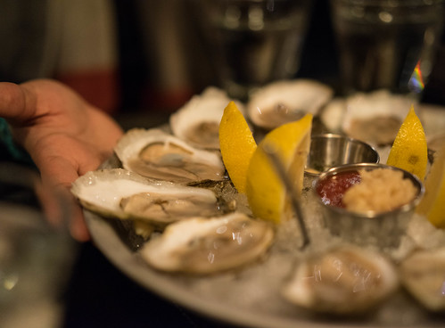 Barnstable Oysters!