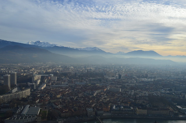 a picture of Grenoble