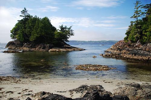 Mackenzie Beach, Tofino, West Coast Vancouver Island, British Columbia