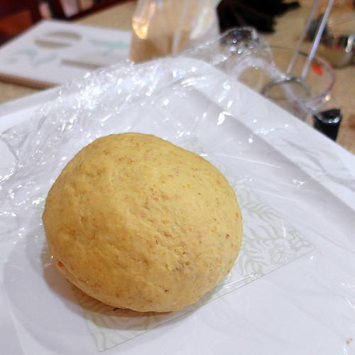Saffron Crackers