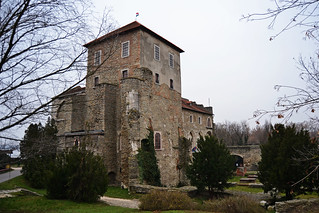 Tata castle / Hungary