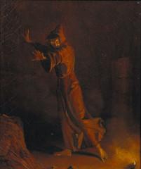 Pater Medardus, Carl Blechen peter medardus