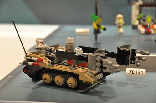 LEGO Ultra Agents Tremor Track Infiltration (71061)