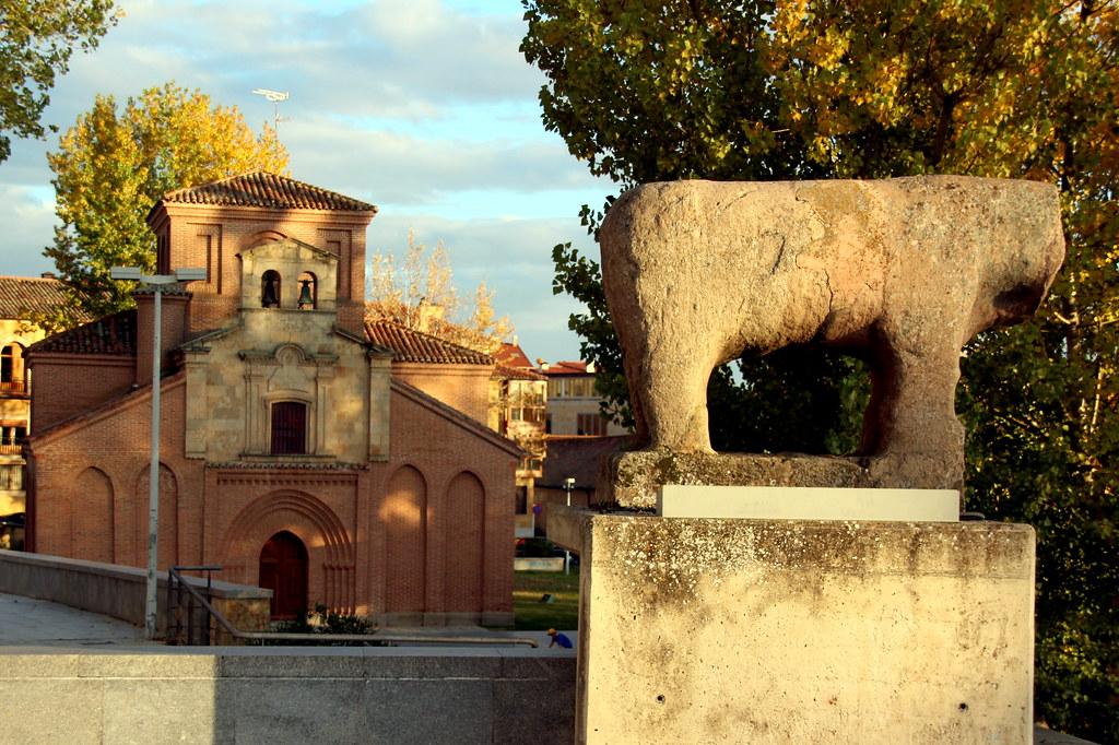 en Salamanca, capital