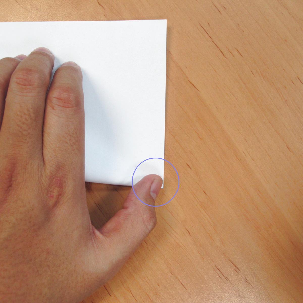 สอนการพับกระดาษเป็นที่ใส่ของรูปกลีบกุหลาบ (Rose box origami) 002