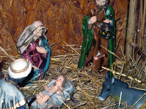 Nativity scene 017