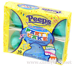 Peeps Party Cake