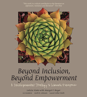 Beyond Inclusion, Beyond Empowerment Workshop on              Saturday March 15th