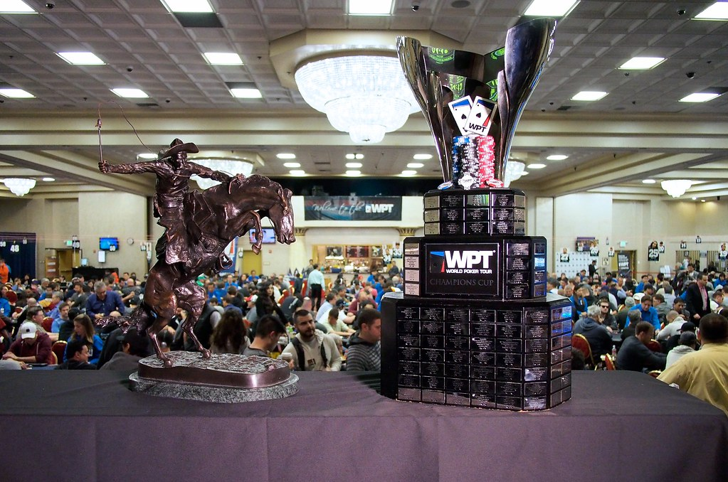 Commerce Remington Trophy and WPT Champions Cup 2