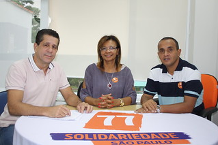 Solidariedade-SP recebe a advogada Antonia Tang, da região da Mooca
