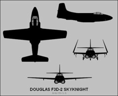F3D_Skyknight_3-view_Greg_Goebel