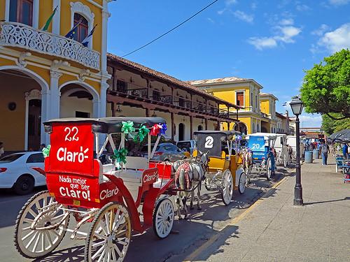 Central Square Granada