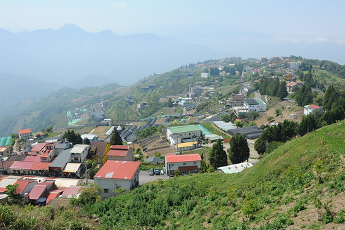清境農場(攝影:吳仁邦)