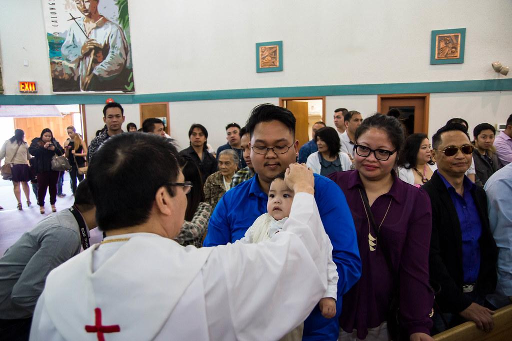 Gabe's Baptism