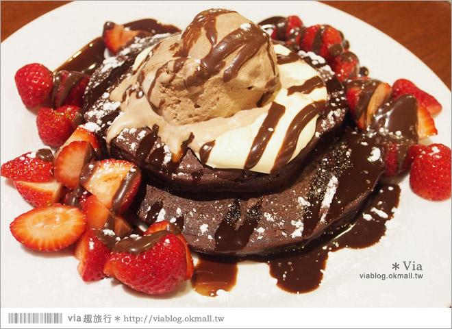 【雪梨美食】必吃~Pancakes On The Rocks知名鬆餅店+超美達令港夜景11