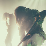 Cage the Elephant // Terminal 5 photographed by Chad Kamenshine