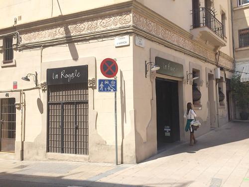 Restaurante La Royale - Barcelona