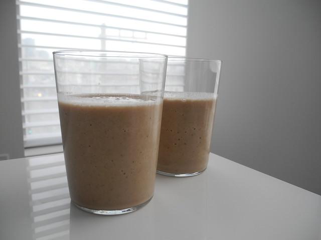Chai Banana Smoothies