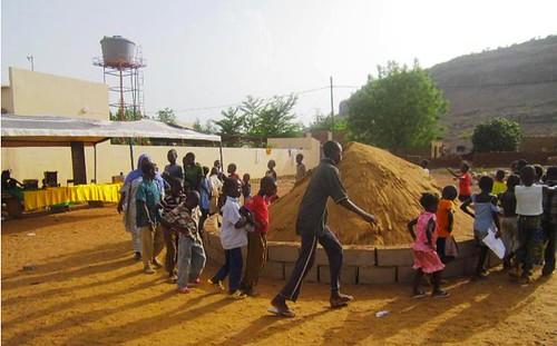 Mali - Ecco dove nascerà il pozzo
