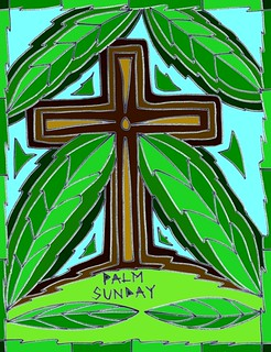 Palm Sunday cover