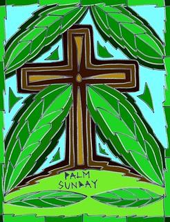 Palm Sunday cover