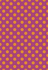 pattern, yellow, polka dot, line, design, circle, pink,