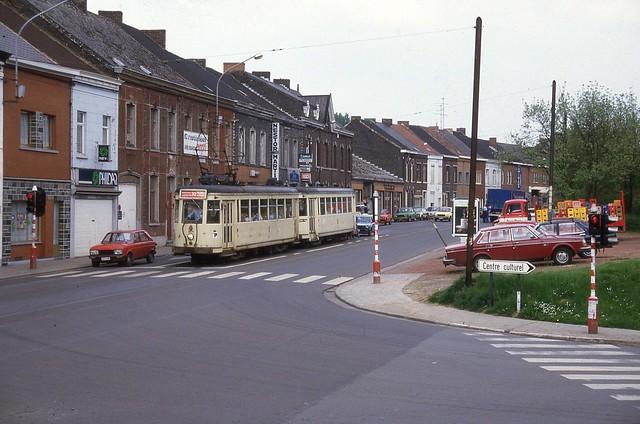 19850521 Braquegnies, Rue Joseph Wauters