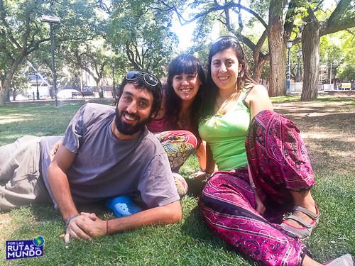 Por las Rutas del Mundo en Bici-Mendoza