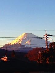 Mt.Fuji 富士山 1/31/2015
