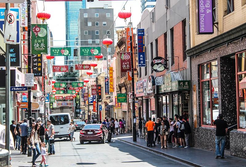 China Town - Melbourne, Australia