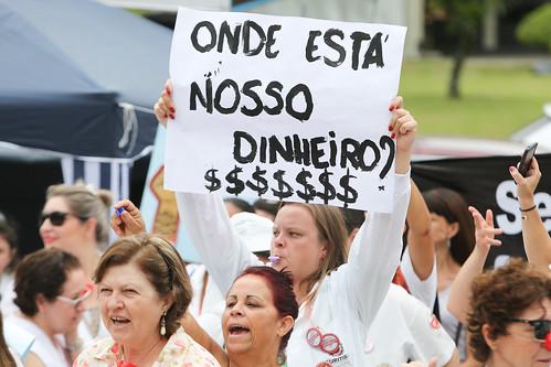 Galeria de fotos greve da saúde
