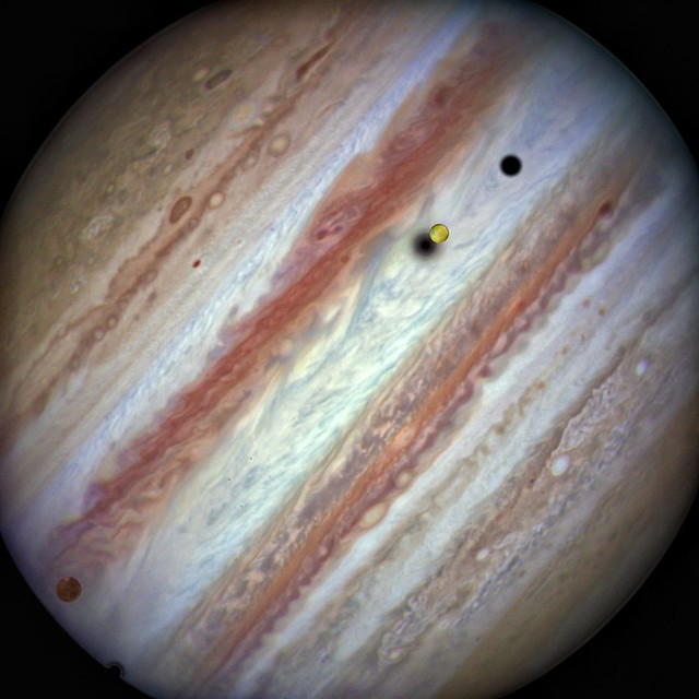 Moons Over Jupiter 2
