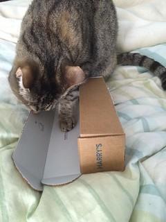 Small box, no problem...