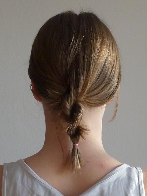 Lange haare iro stecken