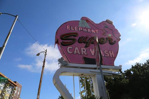 Elephant Car Wash