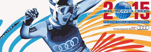Logo -- Alpine World Ski Championships Vail/BC