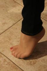 dedo del pie