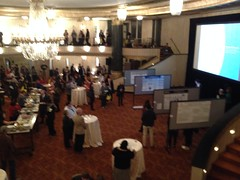 The ALISE work-in-progress poster session