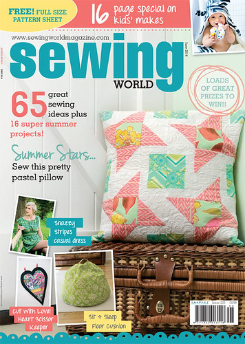 Sewing World-June 2014