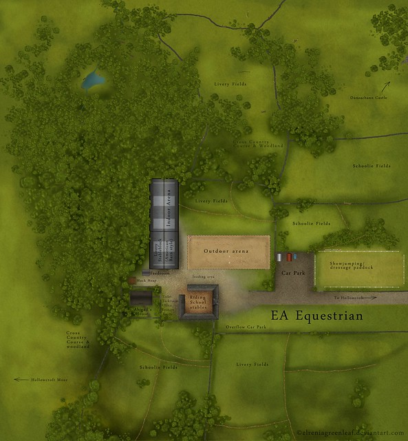 EAE Aerial View