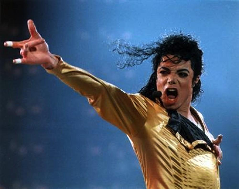 Майкл Джексон - король на сцене