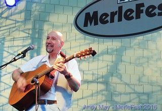 Andy May - MerleFest, 2016