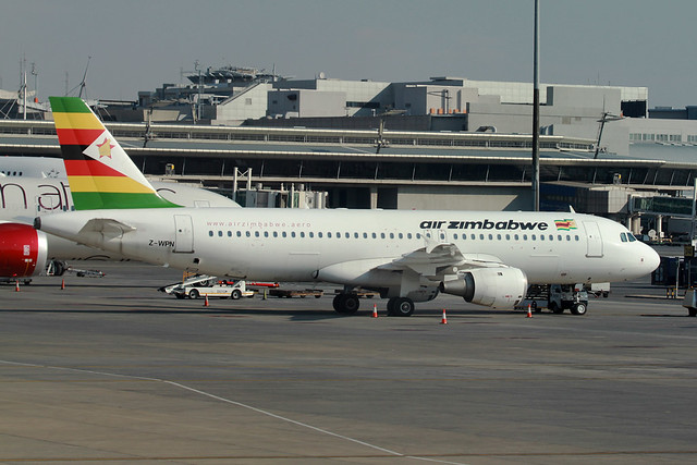 Z-WPN at Joburg