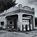 Old Gas in Gibsland by Pete Zarria