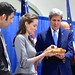 Secretary Kerry and UNHCR Special Envoy Jolie Pitt Break the Fast at an Interfaith Iftar Reception to Mark World Refugee Day