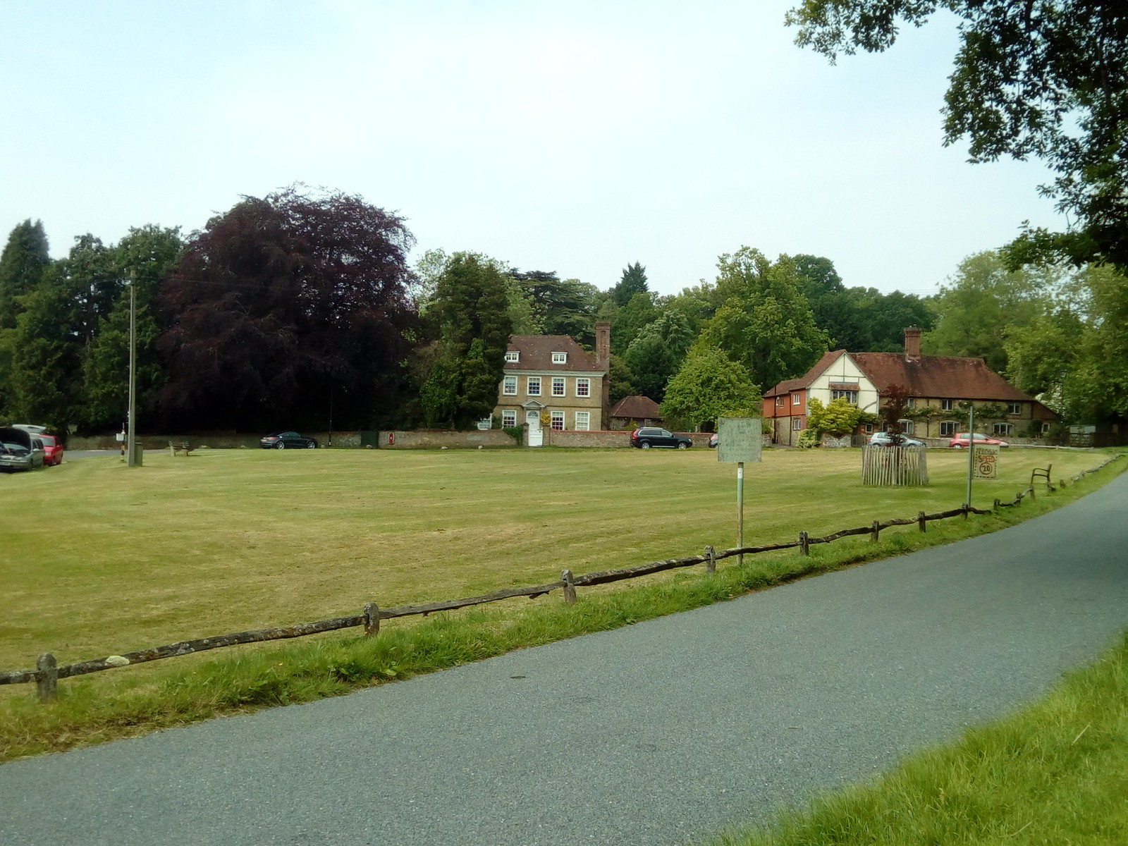 Fernhurst village green