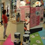 Chemie + Worms Ausstellung 2016